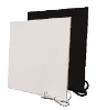 1100 watt infrared heating panel